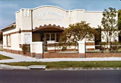 The City of Mordialloc Baby Health Centre in Parkdale, 1976 [picture].