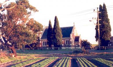 Christ Church, Anglican Church, Dingley, c1970