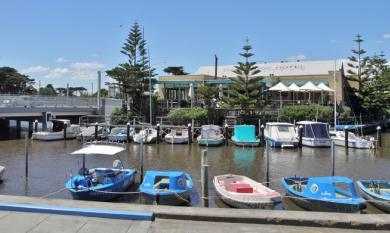 Doyles Bridge Hotel on Mordialloc Creek, 2002 [picture].