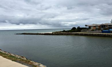 Entry of Patterson River into Port Phillip Bay [picture].