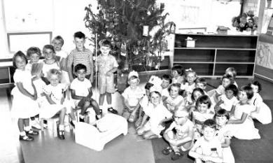 Parkdale pre-kindergarten Christmas Party [picture].