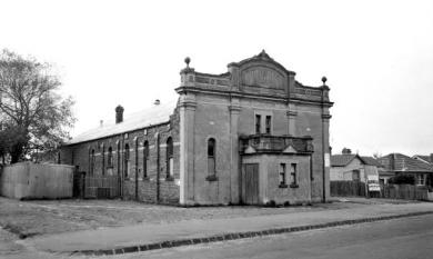 Mechanics Hall Albert Street Mordialloc, 1962 [picture].