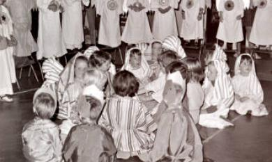 Nativity play at Mordialloc Kindergarten [picture].