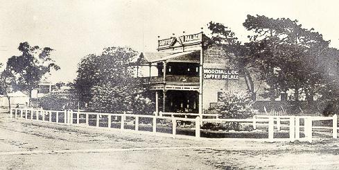 Mordialloc Coffee Palace, c1890 [picture].