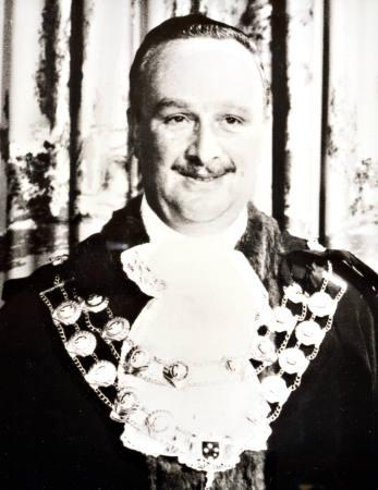 Cr G Green, councillor and Mayor of Mordialloc 1966/67 [picture].