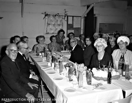 Moorabbin Elderly Citizens' Christmas party [picture].
